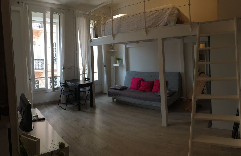 Conditioned studio 30m2 mezzanine saint vrbo - Kamer mezzanine ...
