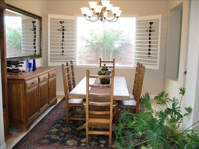 Summerlin house rental - Formal dining room