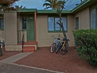 Tucson condo photo - Bring your bike. Bike to downtown, UofA, Country Club Shopping District