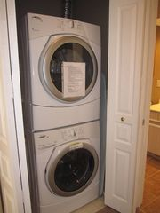 Branson condo photo - No need to go to another building. The washer, dryer and Wi Fi are in the condo.