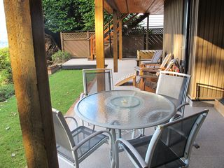 Vancouver apartment photo - Outdoor Dining Area