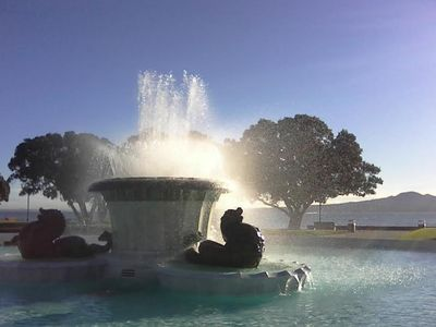 Photo for 1BR Apartment Vacation Rental in Mission Bay, Auckland