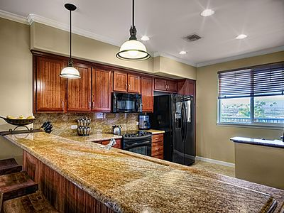 Fully Equiped Kitchen with All the Comforts of Home