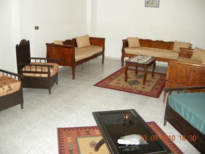 Villa with 6 bedrooms in Bizerte, with terrace - 2 km from the beach