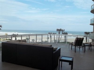 2,900+ 4 bd/3 ba oceanfront + 900+ sq. ft. balcony with built in jenn-aire grill