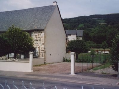 Appart *** in house surrounded by greenery in La Bourboule -WIFI