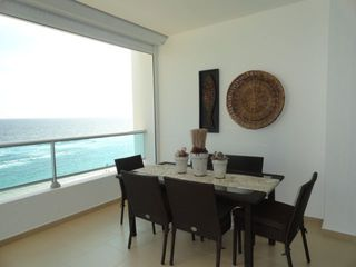 Juan Dolio apartment photo - Dining Area in Balcony