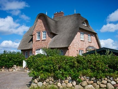 Exclusive detached house right on the Wadden Sea in Rantum, only 5 min. the North Sea