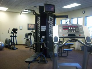 Eagle Crest townhome photo - Gym Equipment at the Ridge, two other gyms also available.