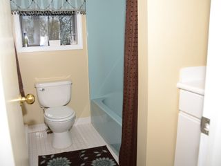 Bushkill house photo - Down Stairs Full Bathroom