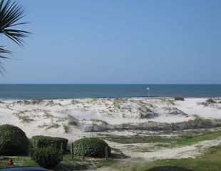 Fort Morgan condo photo - The beautiful view from your balcony