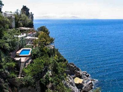 Luxury villa in the heart of the most beautiful part of the Amalfi coast