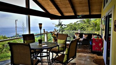 Private Beach Walking Distance, Full Ocean and Coastline Views,
