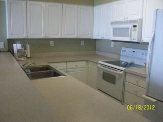 Cherry Grove Beach condo photo - Fully furnished kitchen