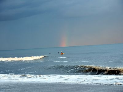 Rent or bring your own recreational FUN you may see a rainbow.