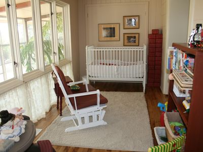 PLAY ROOM AND NURSERY OR EXTRA BEDROOM