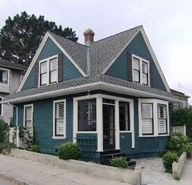 Pacific Grove house rental - 108 year old HeritagemCottage at Lover's Point