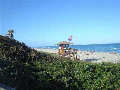 Palm Beach Gardens condo rental - Jupiter Beach nearby free parking