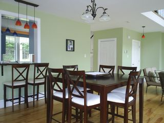 Panmure house photo - dining area