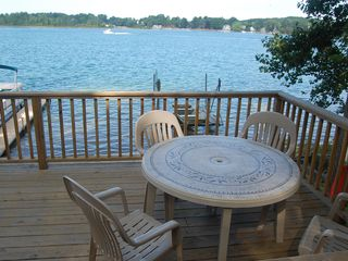 Traverse City cottage photo - Renter in August sent in this picture. We have had great renters!