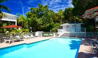 North Beach Village Condo Villa/large pool/3-minute walk to beach