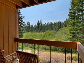 Carnelian Bay townhome photo - Master Bedroom View
