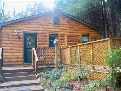 West Jefferson cabin rental - Cabin