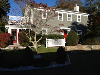 Barnstable estate rental - The Main House ... A true Cape Cod Treasure !