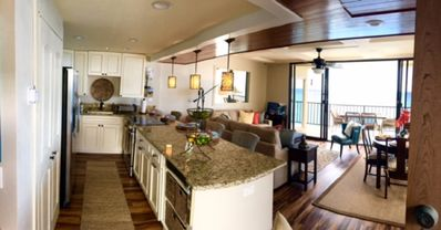 Wow!!! Extrodinary End Unit at the Hawaiian Princess with specacular ocean view
