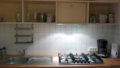 Apt LISLE - Ile St. Louis – The Kitchen is fully equipped