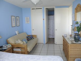 Luquillo condo photo - Master Bedroom with Futon