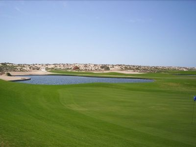 Award winning Links golf course. Condo includes complimentary golf pkg.