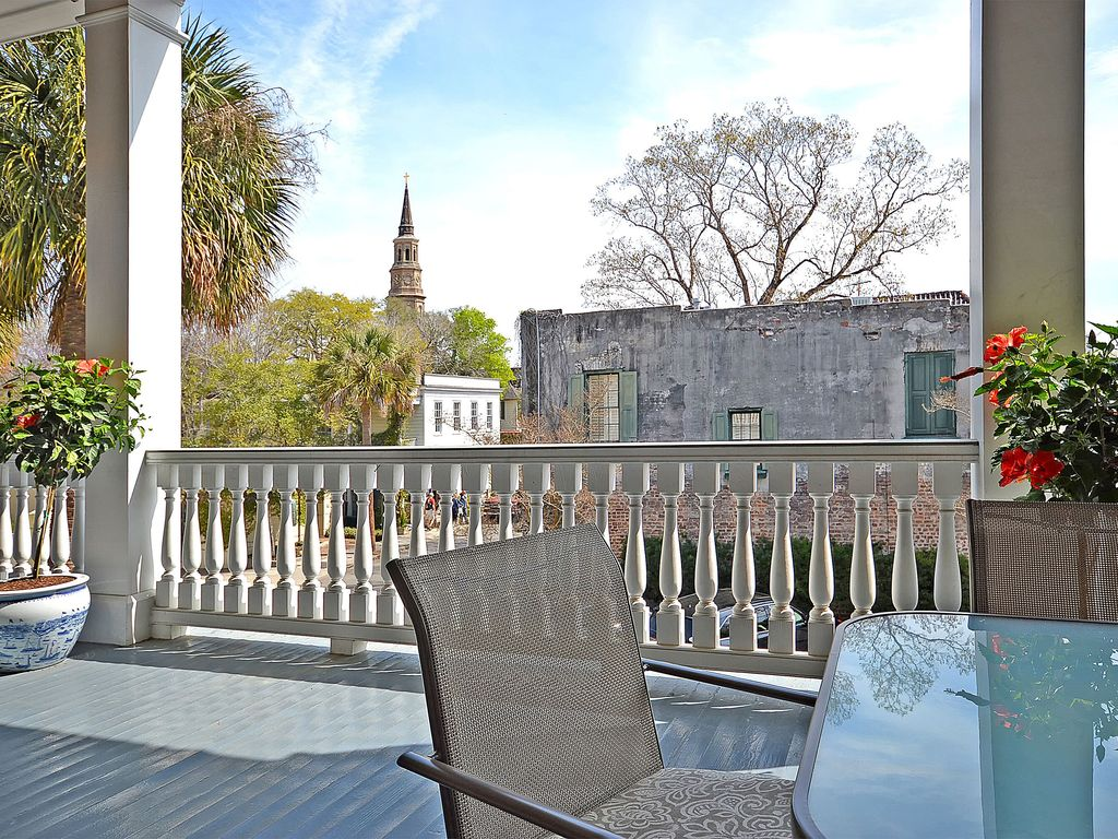 1 5 Br Historic Downtown Charleston Vacation Rental 4 Br Vacation Condo For Rent In French