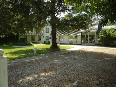 Braderup chateau / country house rental