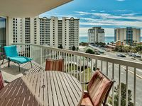 St. Lucia 704-2BR in Silver Shells- Gulf Views- Real Joy Fun Pass