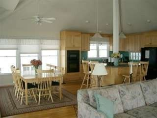 kitchen and dinning area - Holgate house vacation rental photo