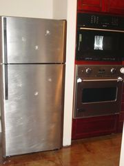 Coldspring house photo - Viking Professional series oven and convection oven in one