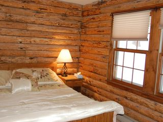 Great Barrington cabin photo - Master Bedroom view 2