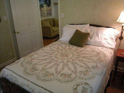 Austin house rental - High quality mattress and linens.