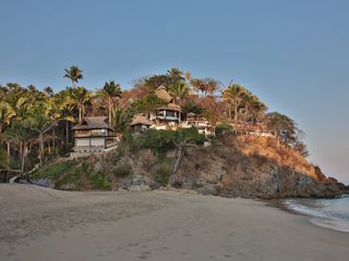 San Francisco villa photo - View from the beach! Paradise!