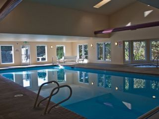 Depoe Bay condo photo - Clubhouse - Indoor Pool and Hot Tub