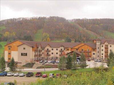 Ellicottville condo rental - Tamarack Club at Holiday Valley resort