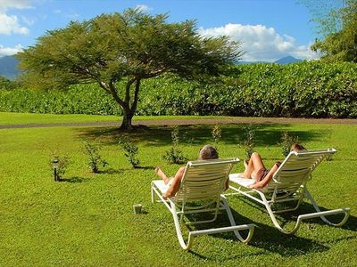 Our Lush Property Offers Peace and Solitude, for Divine Relaxation
