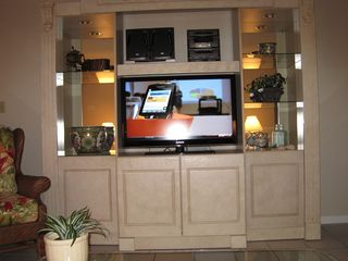 South Seas Club condo photo - New 42 inch HD TV with DVD/CD Player