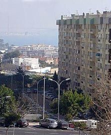 Oeiras area apartment rental - Landscape: the 25 April Bridge on the back
