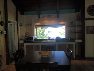 Culebra cottage photo - Dining Area