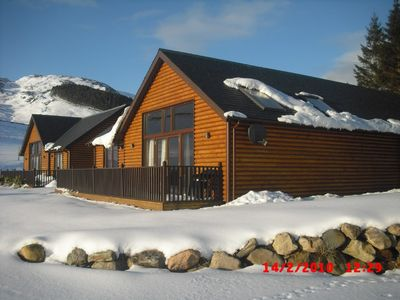 Pitlochry and Highland Perthshire cabin rental - Ideal winter retreat