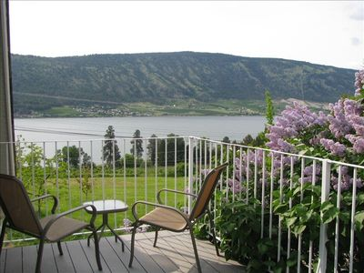 Wood/Kalamalka Lake views, Rural setting,  Okanagan Rail Trail(opening mid2018)