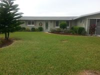 Salt Water Canal Front Home 2 BR/2 BA with Heated Pool