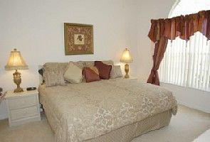 2nd King Size Elegant Bedroom